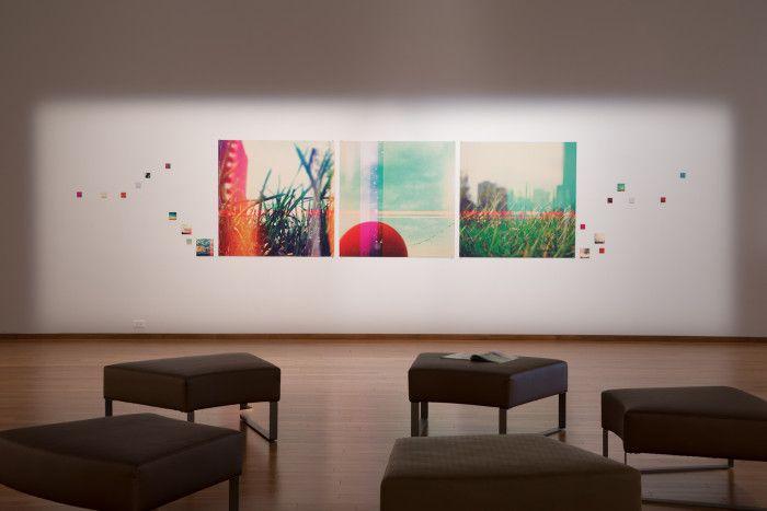 Pixels Fossiles - Miss Pixels - Musée d'art de Rouyn-Noranda