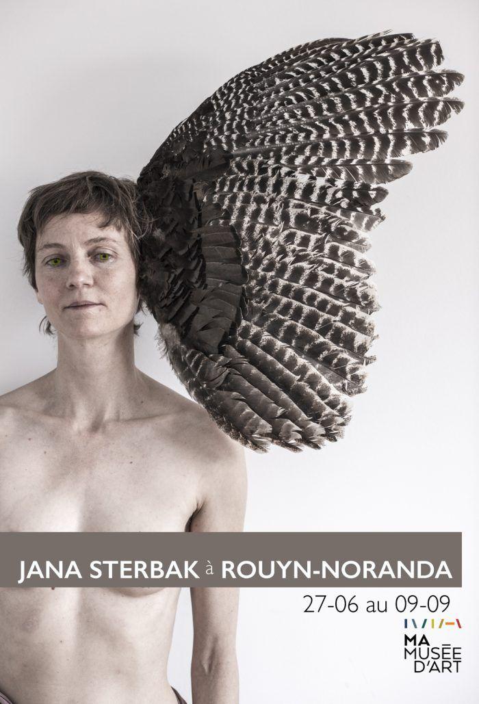 Jana Sterbak à Rouyn-Noranda