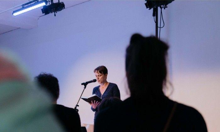 Remix Immigrant - Hélène Bacquet - Performance au MA
