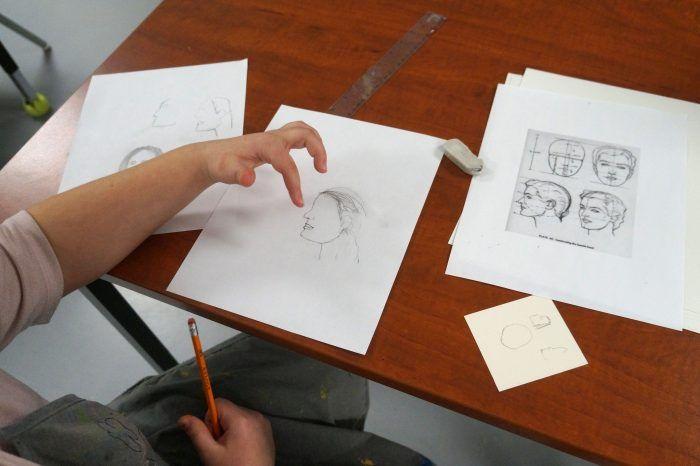 Atelier dessin jeunes