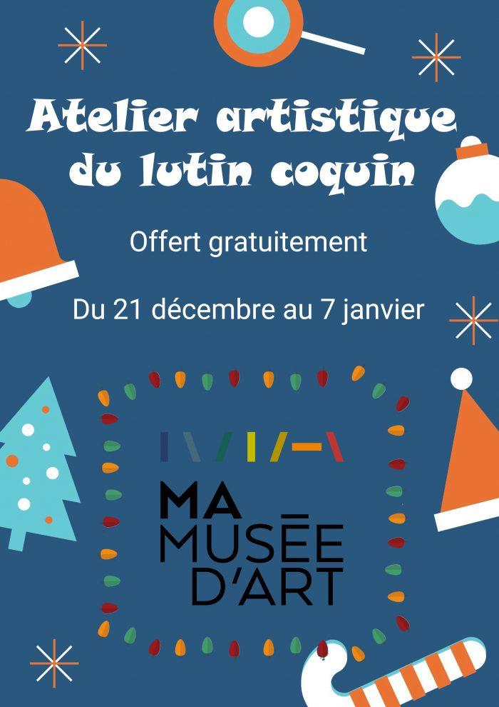 Atelier Noël 2019