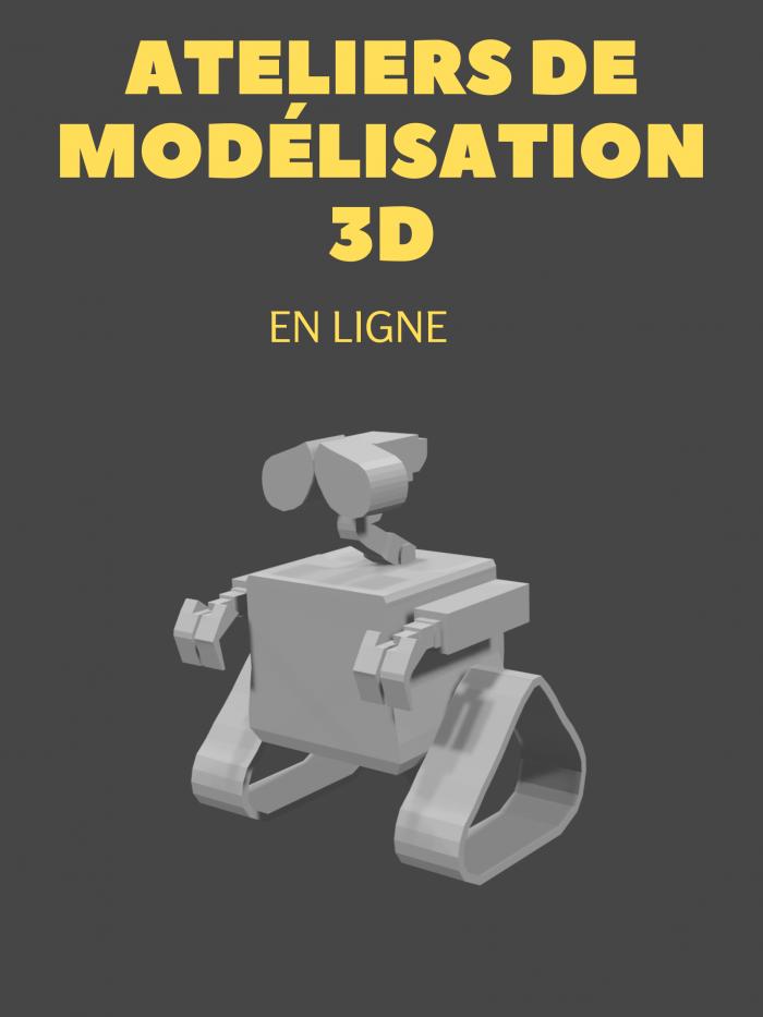 Atelier Modélisation 3D