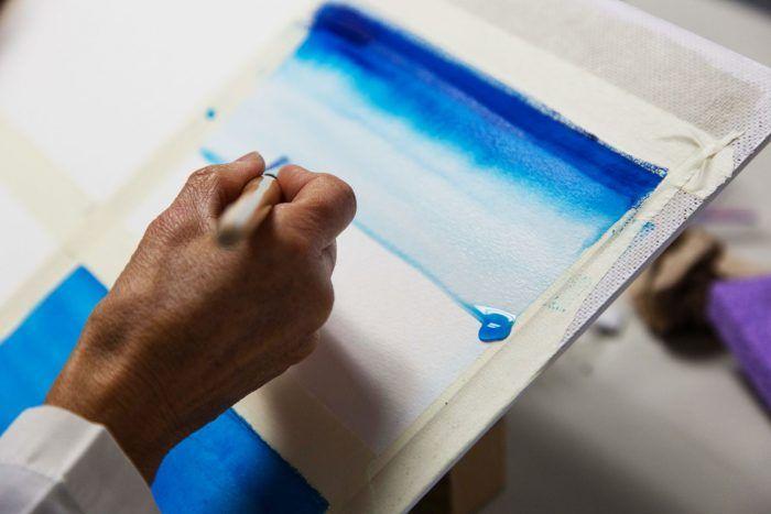 atelier d'initiation à l'aquarelle