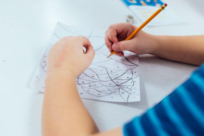 Cours dessin 6-8 ans