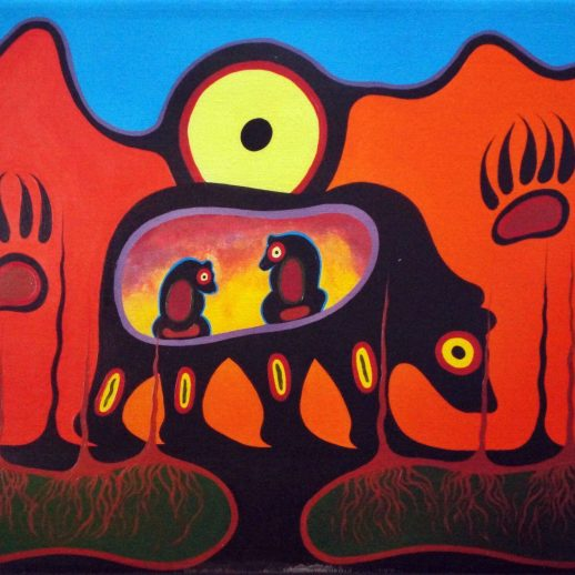 Reproductions - Bear - Frank Polson
