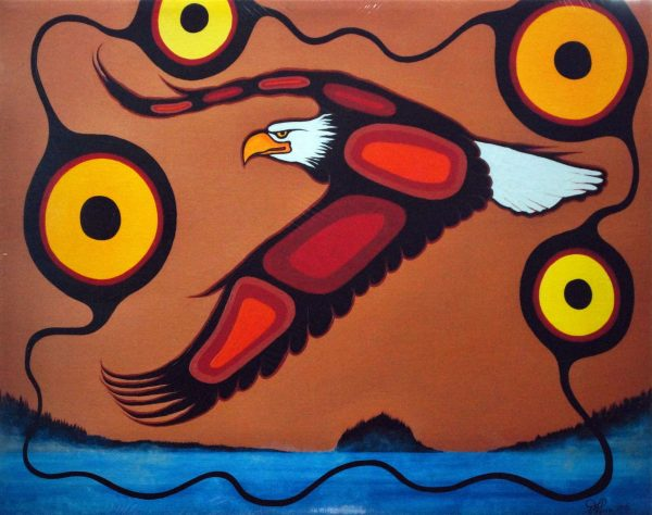 Reproductions - Eagle - Frank Polson