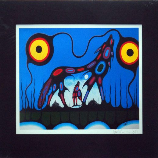 Reproductions - Wolf - Frank Polson