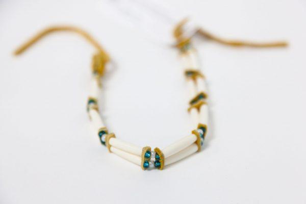 Ensemble choker + bracelet