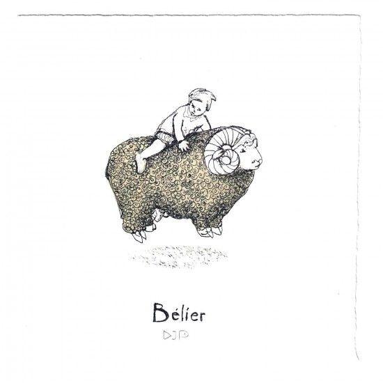 Bélier - Joanne Poitras