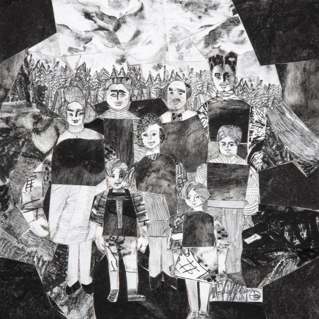 Ourse cosmique - Virginia Pesemapeo Bordeleau -M