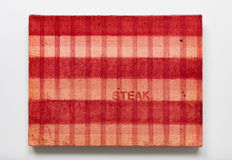 "Monique Régimbal Zeiber ""Steak"""