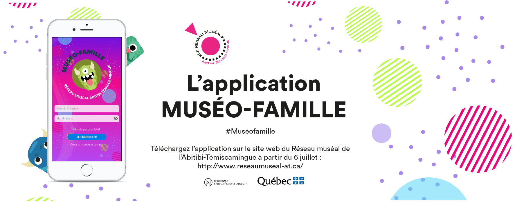 Application Muséo-Famille