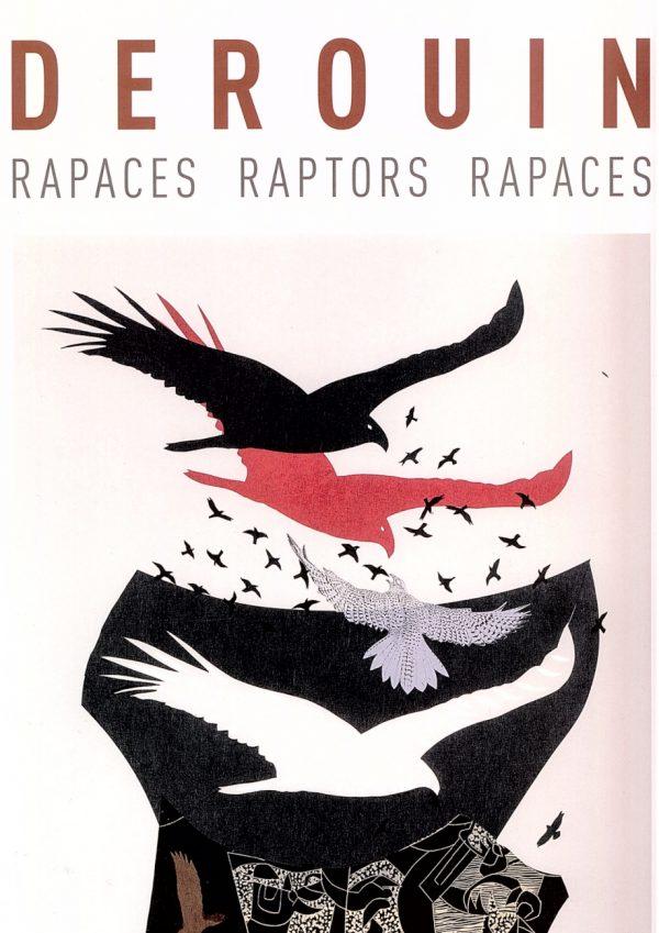 Rapaces raptors rapaces - René Derouin