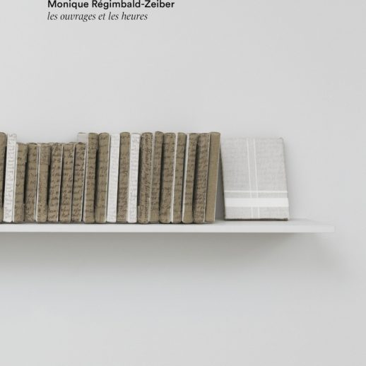Monique Régimbald-Zeiber : les ouvrages et les heures