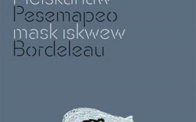 Ourse bleue – Piciskanâw mask iskwew, un livre d'artiste