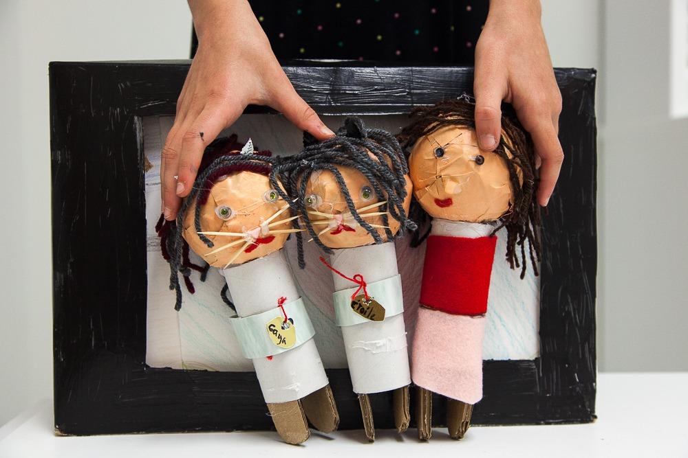 Camps d'art 2020 - Marionnettes