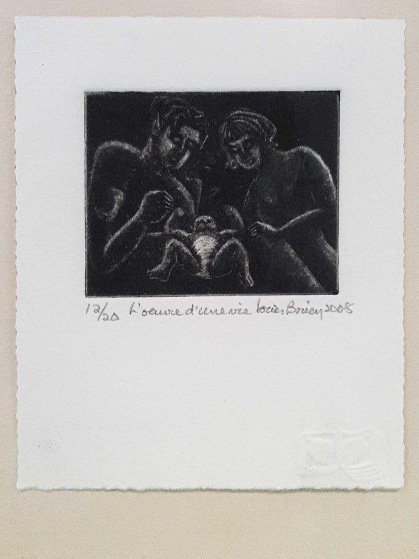 L'œuvre d'une vie - Louis Brien