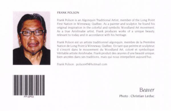 Cartes de vœux - Frank Polson